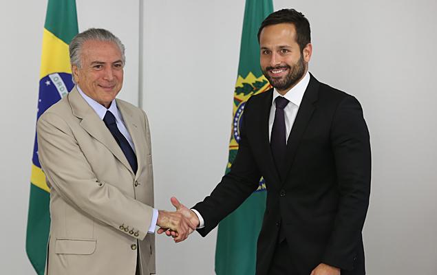 Calero gravou a conversa que teve com Temer, em que afirma ter sofrido pressão para apoiar Geddel na construção do prédio em área preservada de Salvador
